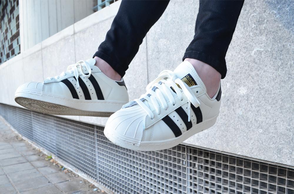 Adidas Superstar 80's Deluxe
