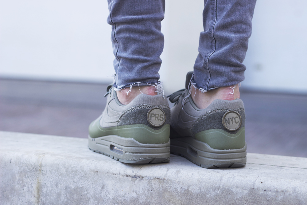 Nike air max 1 SP 'patch'