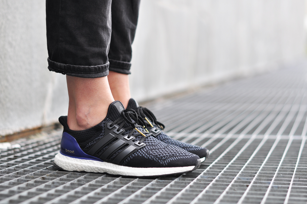 Adidas Ultra Boost With Jeans