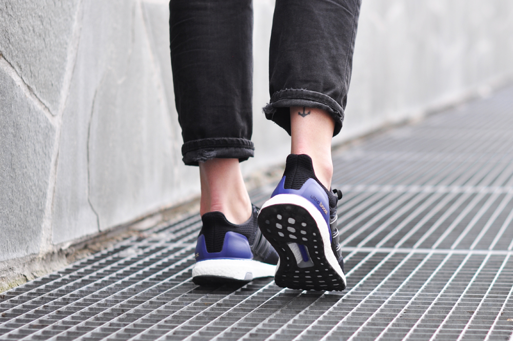 Adidas Ultra Boost White Girls