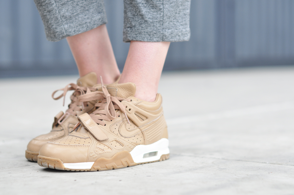 Nike air trainer III 'gumsole'