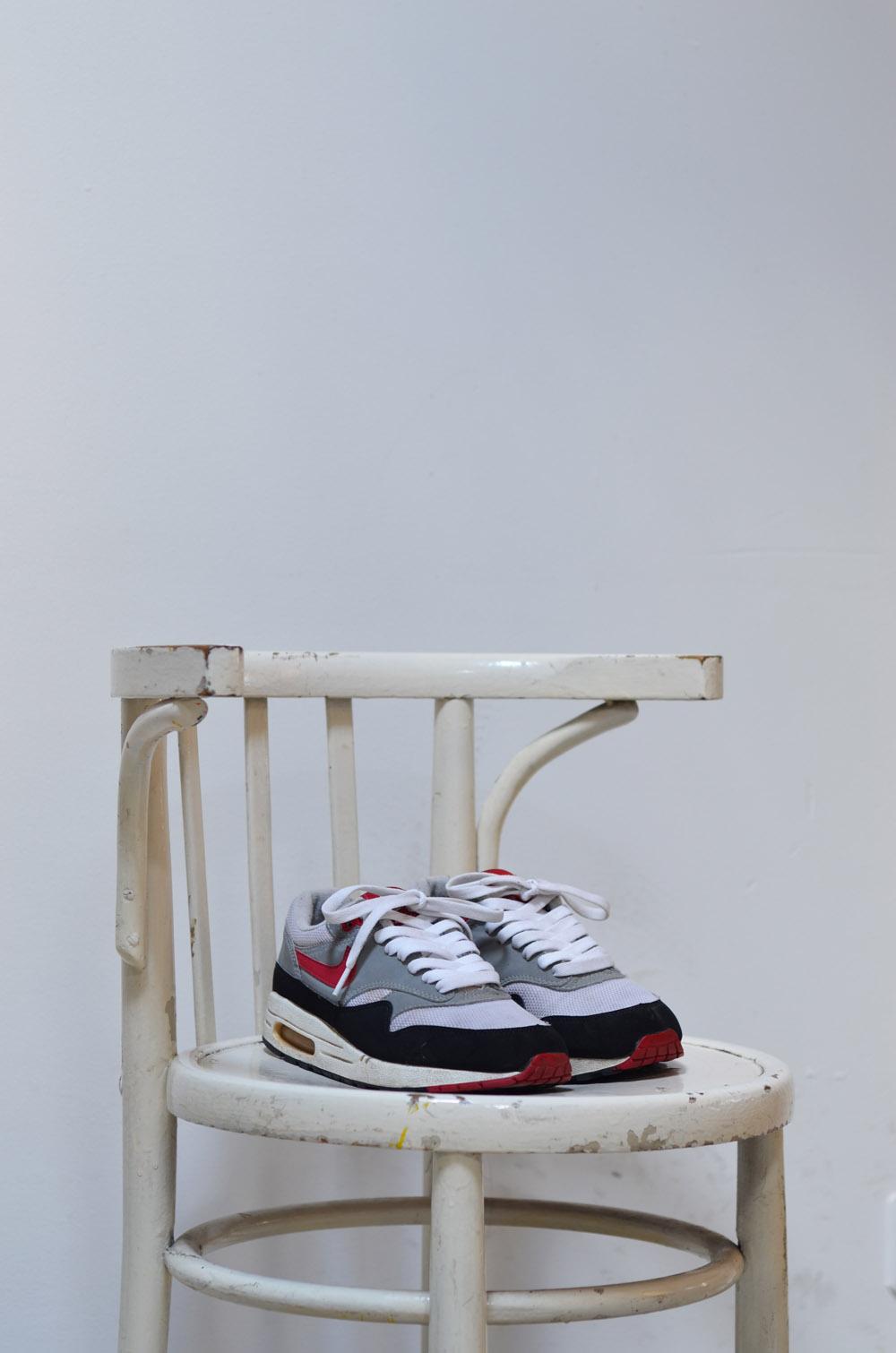 Nike air max 1 Chili