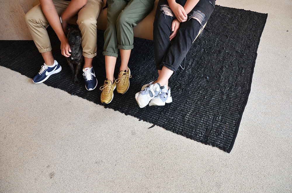 Talk Sneakers With Me #3 | Jaimie van Heije - Girl on kicks