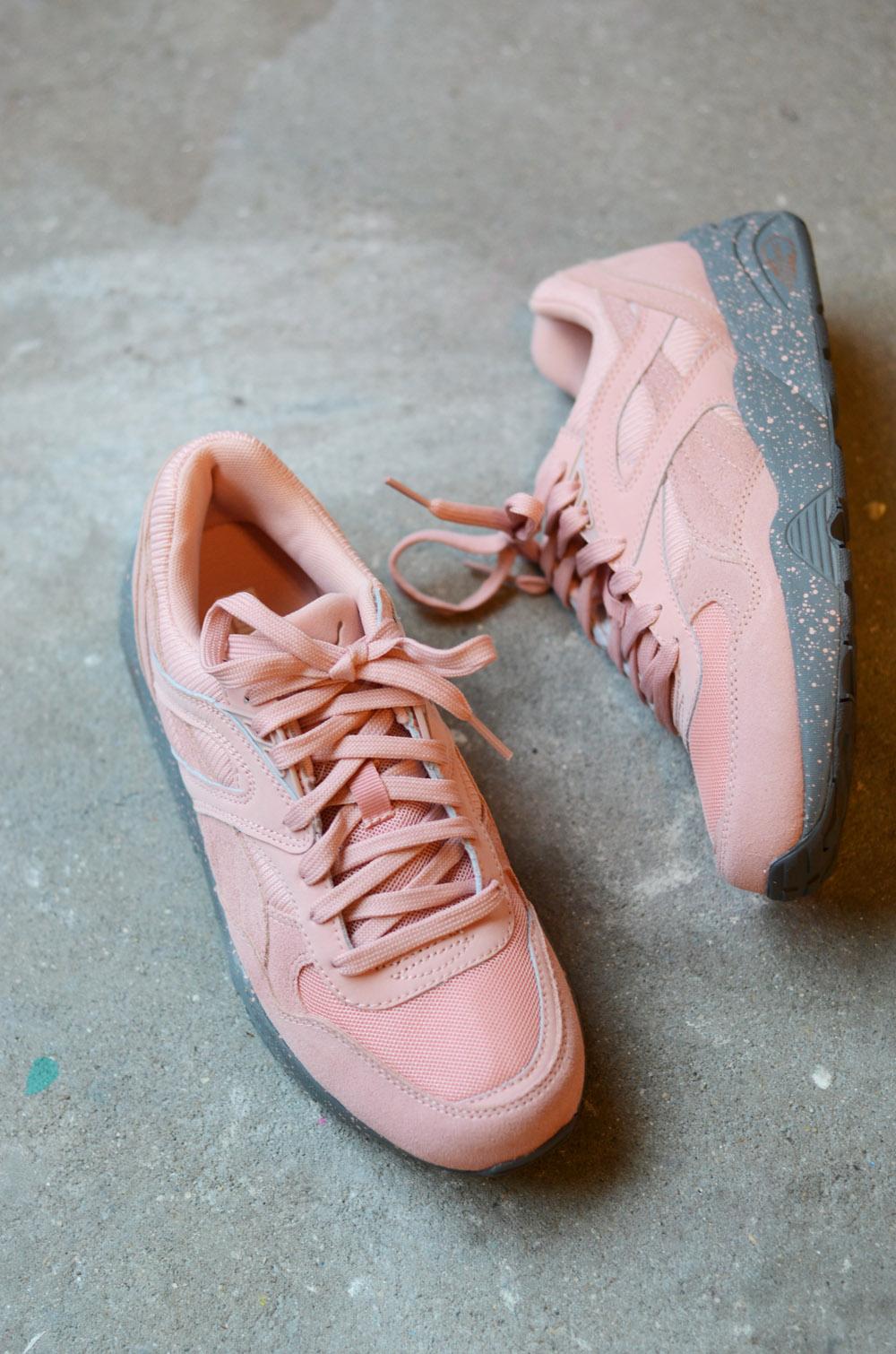 coral pink pumas