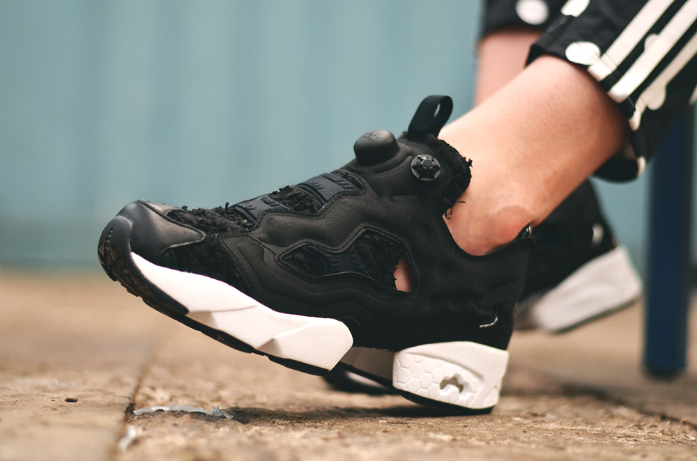 Naked x Reebok Insta Pump Fury 'Dynasty' Pack