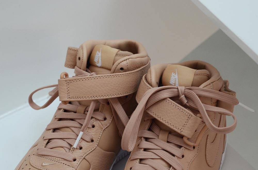 Nike Air Force Dames Maat 40