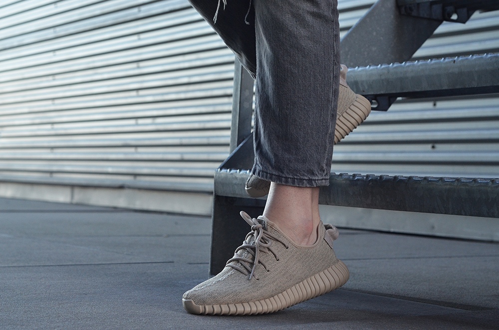 Adidas Yeezy Boost 350 'oxford tan'
