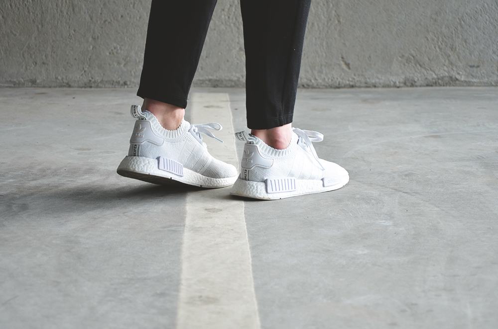 adidas NMD PK white - Girl on kicks 44fba38d7f98
