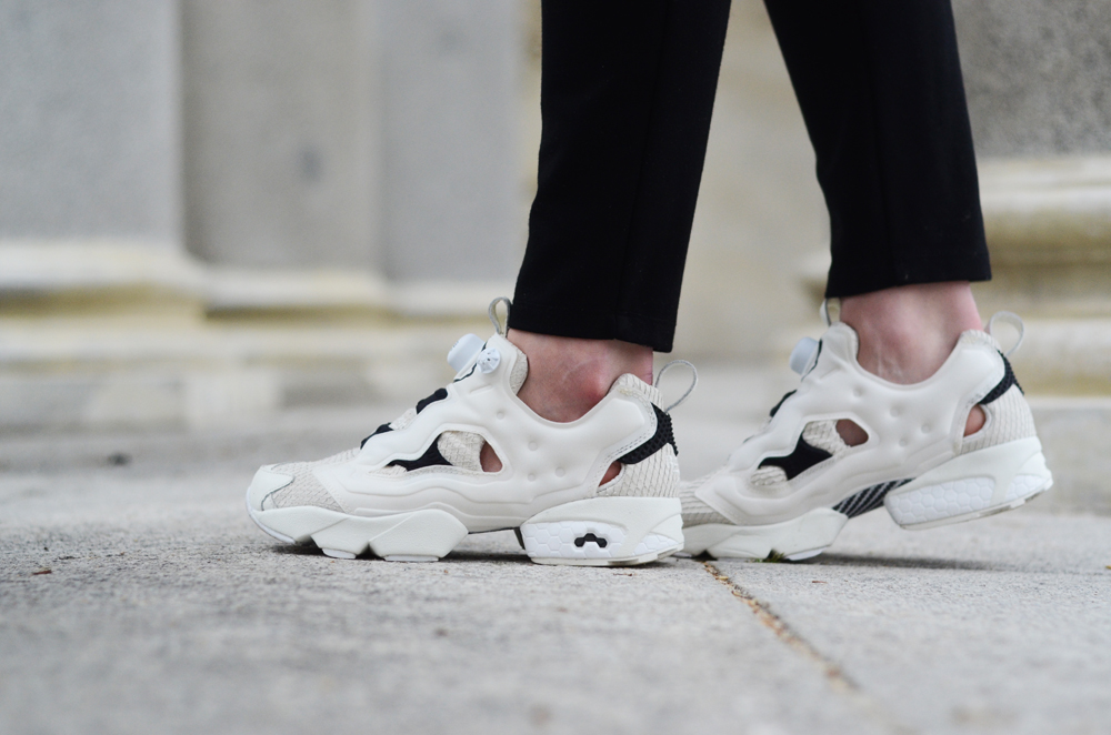Offspring x Reebok Insta Pump Fury