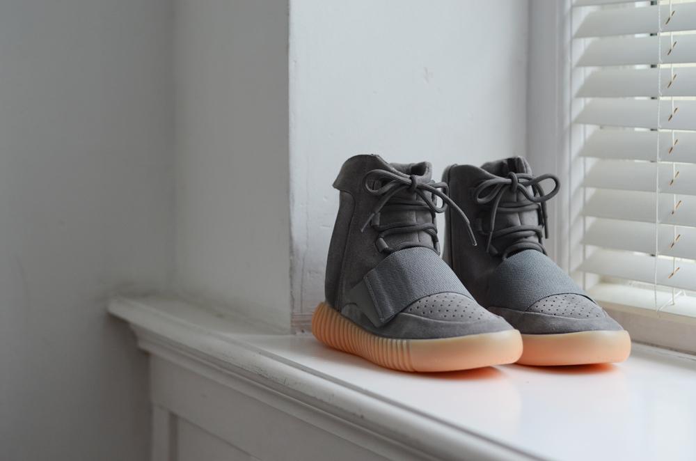 896f32bdf ... adidas Yeezy Boost 750 grey gum ...