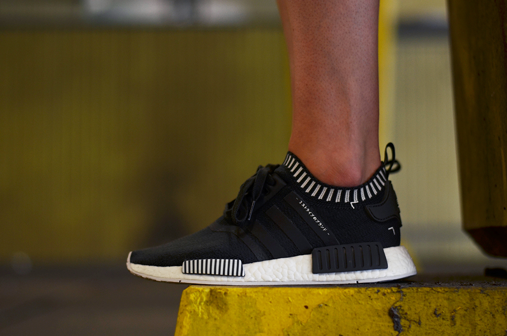 can you wear adidas nmd without socks