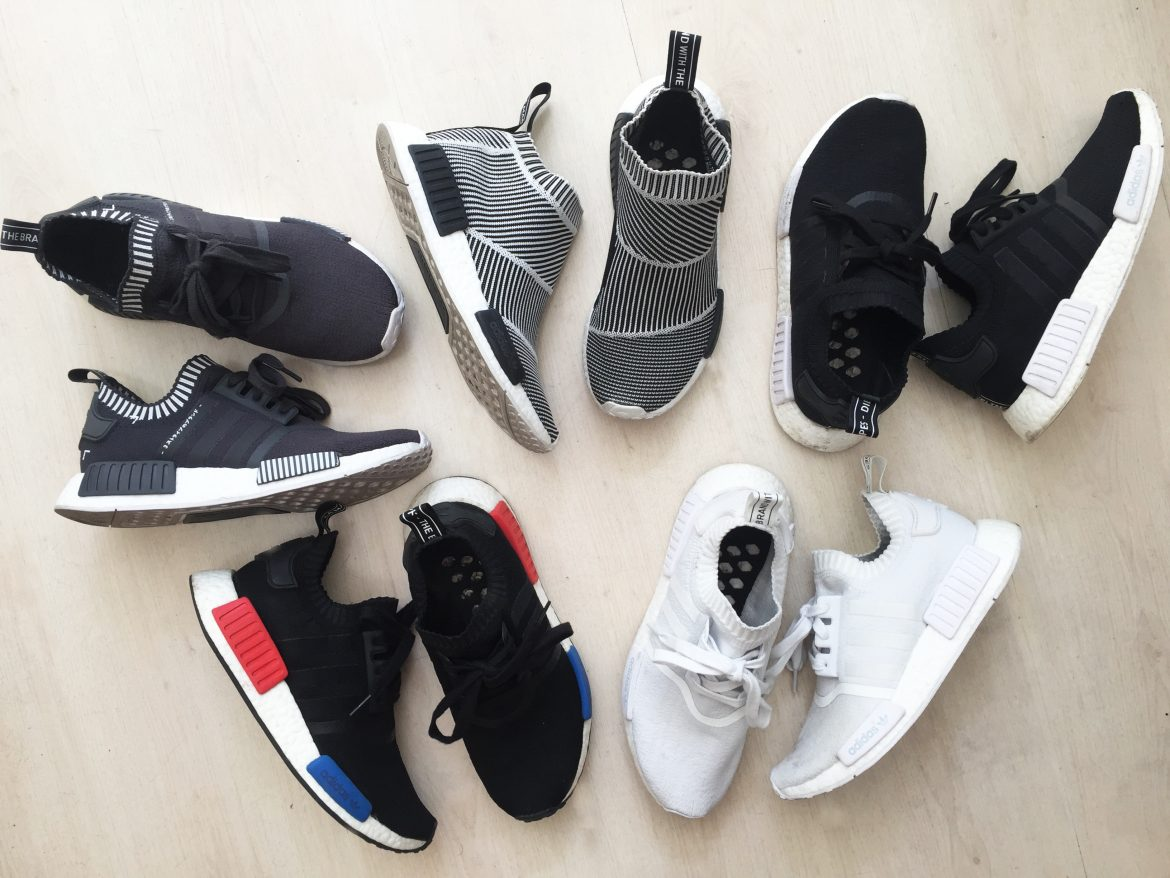 How adidas NMD's ruined my sneaker collection Girl on kicks