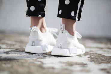 adidas NMD PK white