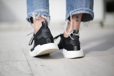 adidas NMD PK black