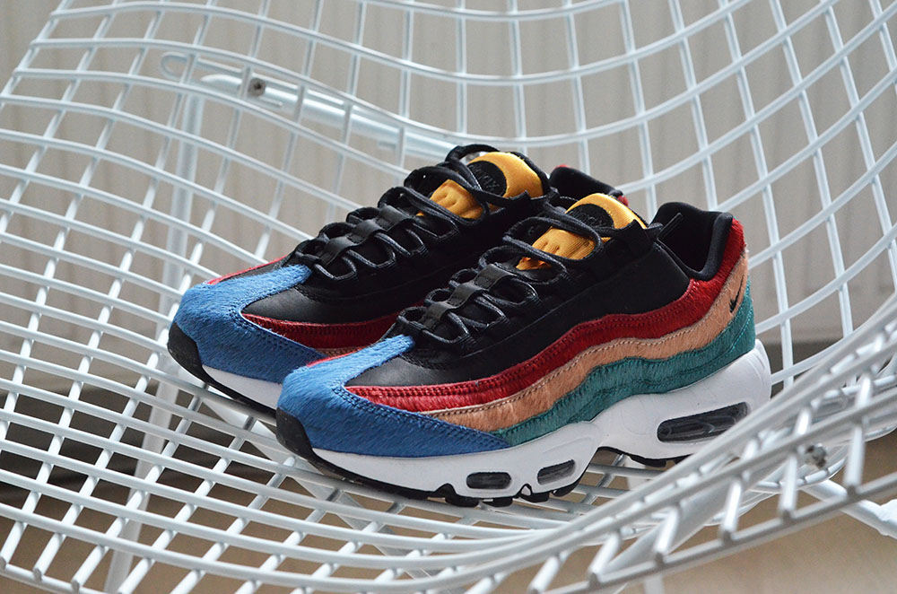 WMNS Nike air max 95 'multi color'