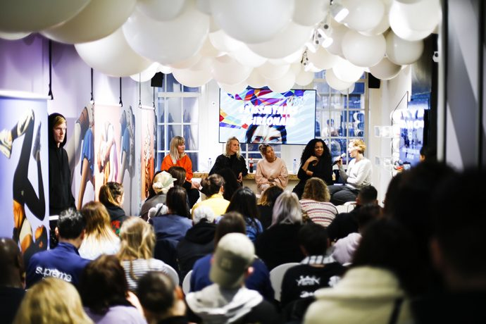 'Talk Sneakers With Me' Panel Talk Recap | Girl on Air