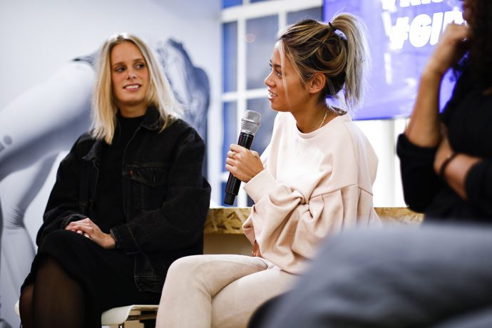 'Talk Sneakers With Me' Panel Talk Recap   Girl on Air
