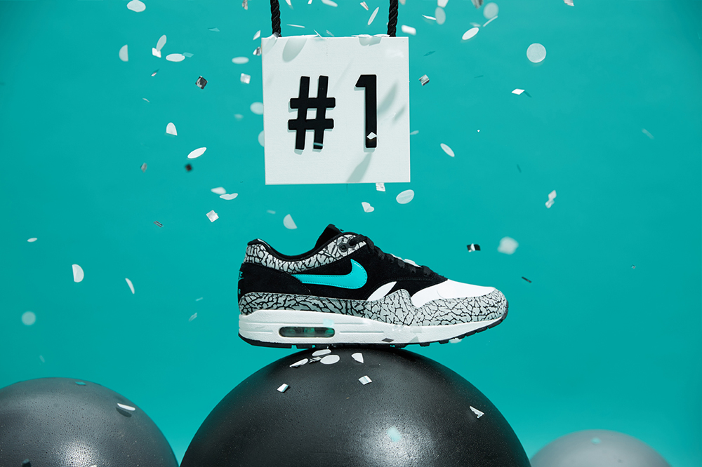 Air max 1 'Atmos Elephant' | Girl on Air Girl on kicks
